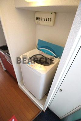 【洗面所】レオパレスサンシャイン