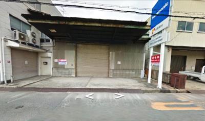 【外観】庄内宝町 事務所倉庫