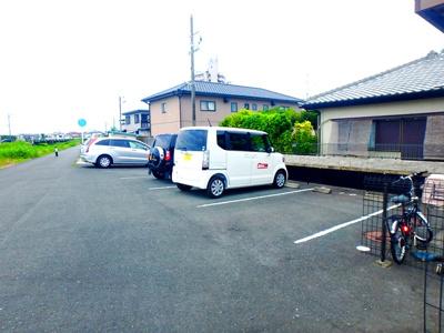 【駐車場】Singleハウス