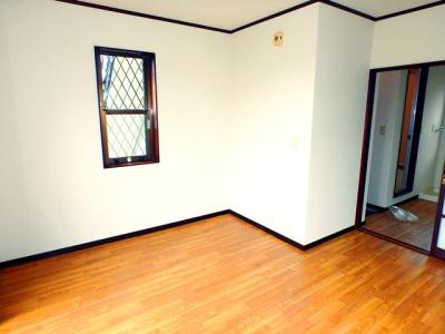 【寝室】Singleハウス