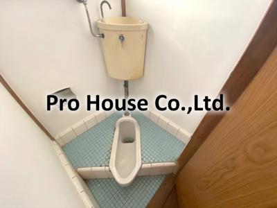 【トイレ】エデンの荘