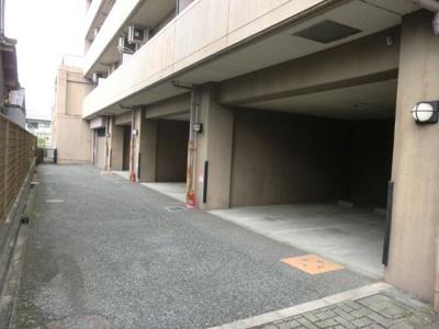 【駐車場】グランソシエ平野Ⅲ