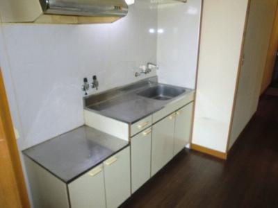 【キッチン】グランベガ平野南