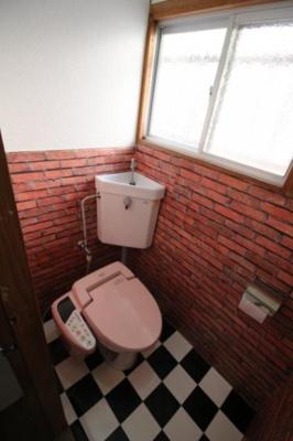 【トイレ】源平町 戸建て