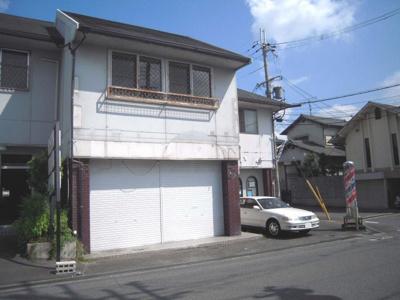 【外観】右京4店舗
