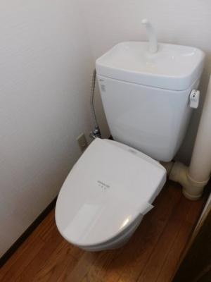 【トイレ】ハイツビアン