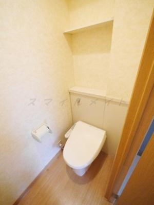 【トイレ】クレールせんげん