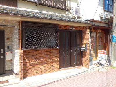 【エントランス】茨木本町2戸1貸家