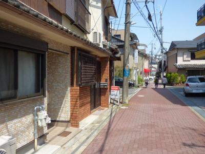 【周辺】茨木本町2戸1貸家