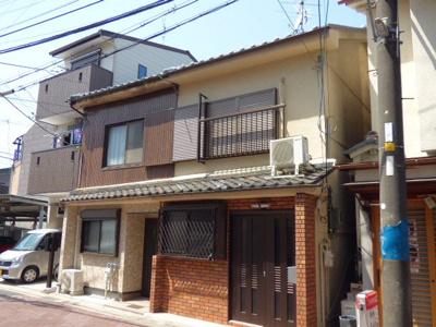 【外観】茨木本町2戸1貸家