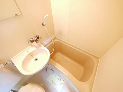 【浴室】若草ハイツ
