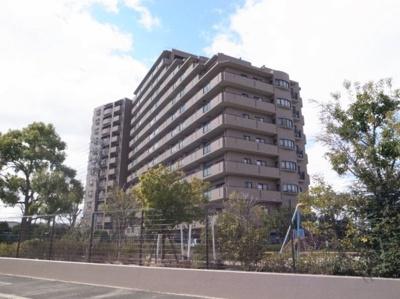 【外観】ライオンズマンション千里丘ガーデンシティ