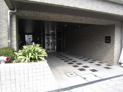【エントランス】ベレヴュー聖護院