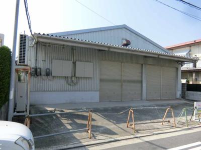【外観】梅町3丁貸倉庫
