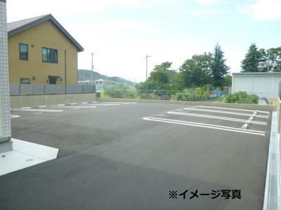 【駐車場】西今宿新築