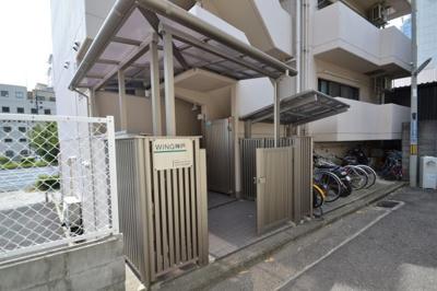【エントランス】ウイング神戸