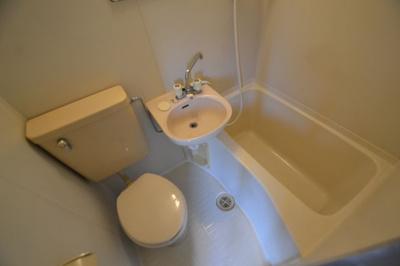 【浴室】ウイング神戸