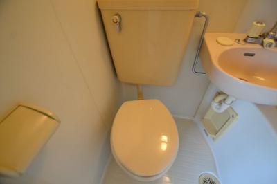 【トイレ】ウイング神戸