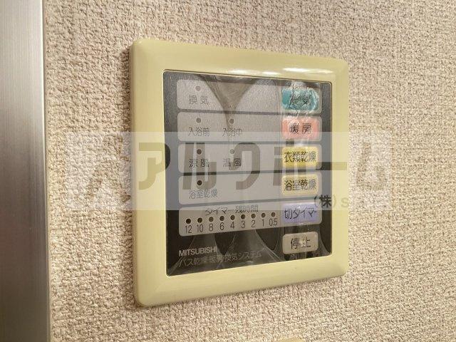 ラ・カーサ 室内洗濯機置場