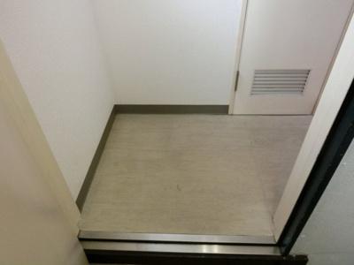 【玄関】パロ常盤台