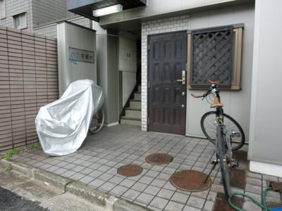 【エントランス】パロ常盤台