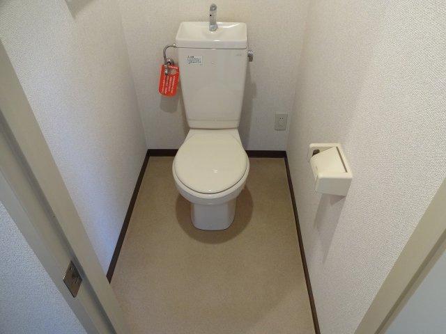 【トイレ】アンソレイエ