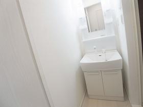 ミミハウス本千葉の独立洗面台イメージ