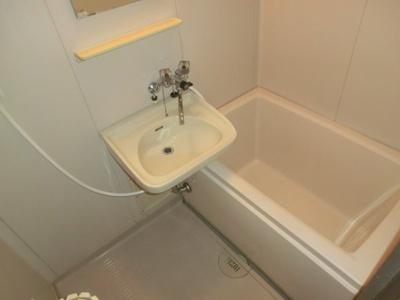 【浴室】フェリース中板橋