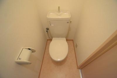 【トイレ】cocoハウス