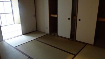 【寝室】グリーンハイツ