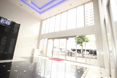 【エントランス】No.65クロッシングタワー