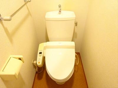 【トイレ】パークウェル方南町