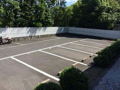 【駐車場】須磨メープルガーデン