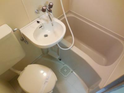 【浴室】ジョイフル長田