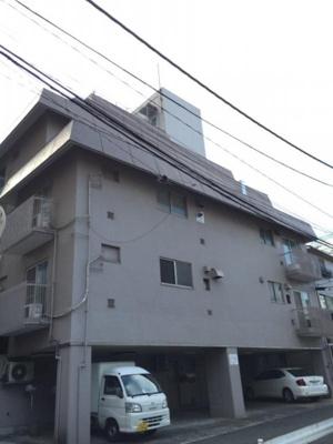 【外観】六本木コーポ