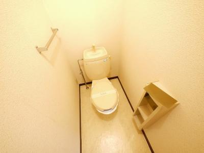 【トイレ】コスモスハイツ