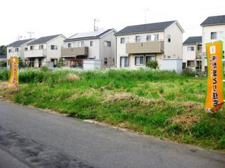 千葉市緑区高田町 土地 誉田東小学校まで徒歩10分と小さいお子様でも 安心な距離です♪