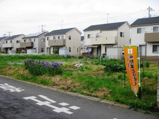 千葉市緑区高田町 土地 歩いて1分の所に公園があり緑豊かな住宅街
