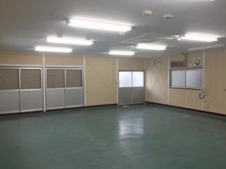 【内装】新吉田東3丁目貸倉庫