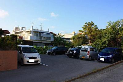【駐車場】春パーキング