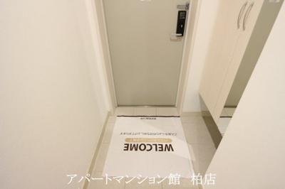 【玄関】カスターニャ