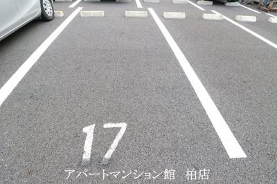 【駐車場】カスターニャ