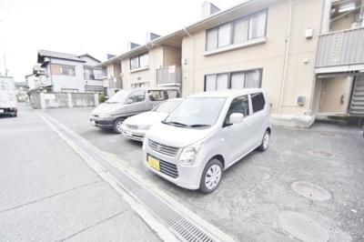 【駐車場】プレジール21