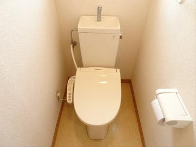 【トイレ】メイゾン・バン