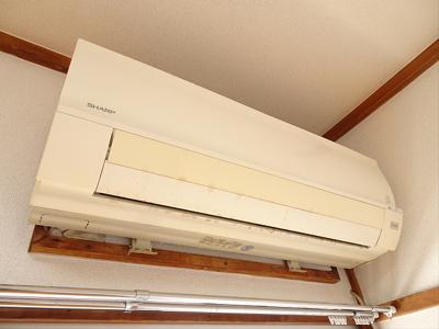 【寝室】メイゾン・バン