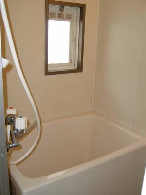 【浴室】鹿隈リゾートタウン19