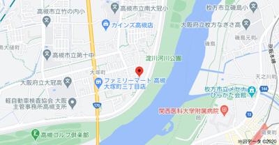 【地図】グレイスマノア (株)Roots