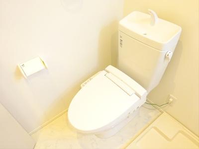 【トイレ】プレジール永福町