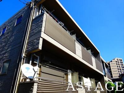 【外観】アルス浜田山