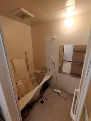 【浴室】ガラーノ・パラシオ
